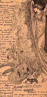 Un poema ilustrado por Juana